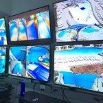EAVS control room